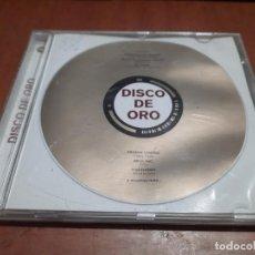 CDs de Música: DISCO DE ORO. VARIOS AUTORES. CD EN BUEN ESTADO CON 16 TEMAS.. Lote 254860580