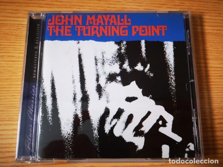 CD DE JOHN MAYALL - THE TURNING POINT - COMO NUEVO | UNIVERSAL RECORDS | (Música - CD's Rock)