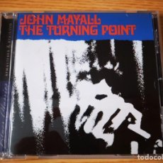 CDs de Música: CD DE JOHN MAYALL - THE TURNING POINT - COMO NUEVO | UNIVERSAL RECORDS |. Lote 254907795
