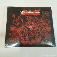 CDs de Música: CD BUDWEISER CLUBBING EXPERIENCE (PRECINTADO). Lote 254913445