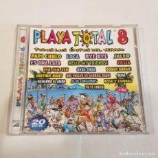 CDs de Música: CD PLAYA TOTAL 8. Lote 254914110