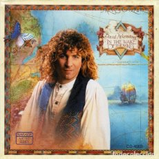 CDs de Música: DAVID ARKENSTONE - IN THE WAKE OF THE WIND - CD. Lote 254914385