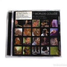 CDs de Música: NEIL FINN & FRIENDS - 7 WORLDS COLLIDE. Lote 254915805