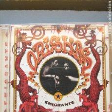 CDs de Música: ORISHAS CD. Lote 254916385