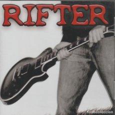 CDs de Música: RIFTER - RIFTER (MUSIKHERRIA). Lote 254916470