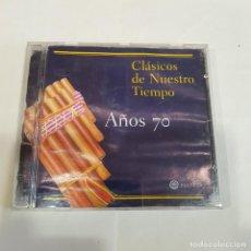 CDs de Música: CD CLASICOS DE NUESTRO TIEMPO AÑOS 70. Lote 254916865