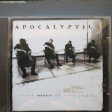 CDs de Música: APOCALYPTICA CD. Lote 254917615