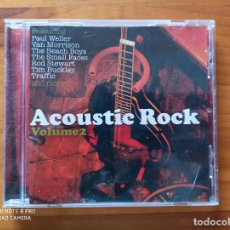 CDs de Música: CD ACOUSTIC ROCK - VOLUME 2 - PAUL WELLER, VAN MORRISON, THE BEACH BOYS, THE SMALL FACES... (5A). Lote 254924020