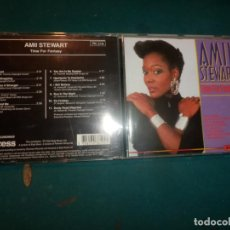 CDs de Música: AMII STEWART - TIME FOR FANTASY - CD 11 TEMAS - SUCCESS/ELAP MUSIC 1993. Lote 254929450