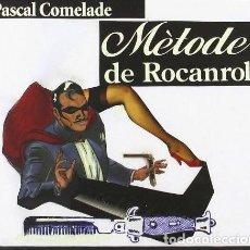 CD di Musica: PASCAL COMELADE – MÈTODE DE ROCANROL - NUEVO Y PRECINTADO. Lote 254947065