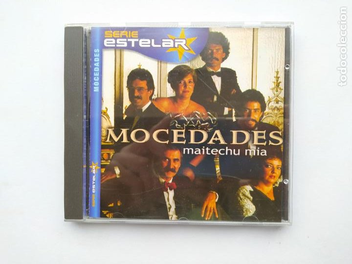 MOCEDADES. MAITECHU MÍA CD. TDKCD38 (Música - CD's Melódica )