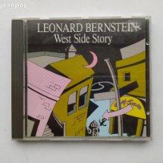 CDs de Música: LEONARD BERNSTEIN. WEST SIDE STORY. CD. TDKCD38. Lote 254958610