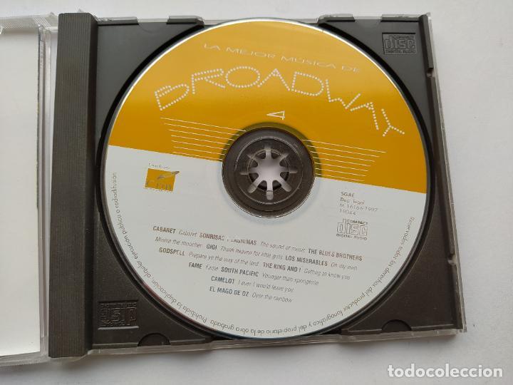CDs de Música: LA MEJOR MUSICA DE BROADWAY. Nº 4. CD. TDKCD38 - Foto 2 - 254959420