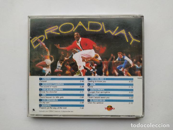 CDs de Música: LA MEJOR MUSICA DE BROADWAY. Nº 4. CD. TDKCD38 - Foto 3 - 254959420