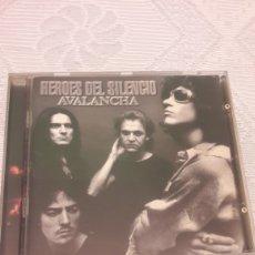 CDs de Música: CD-HÉROES DEL SILENCIO-AVALANCHA. Lote 254997645