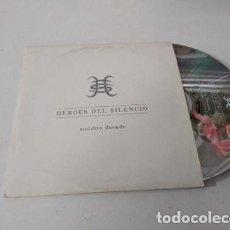 CDs de Música: HÉROES DEL SILENCIO - MALDITO DUENDE - PE00113 - PROMOCIONAL. Lote 255306265