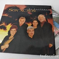 CDs de Música: EL CONSORCIO SON AL SON CD SINGLE. Lote 255306280
