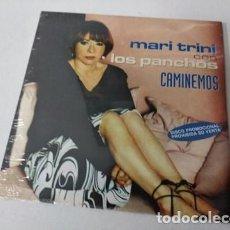 CDs de Música: MARTI TRINI CON LOS PANCHOS / CAMINEMOS (CD SINGLE CARTÓN 2002). Lote 255306300