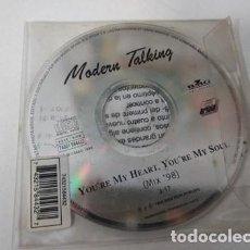 CDs de Música: MODERN TALKING YOU'RE MY HEART, YOU'RE MY SOUL '98 RARO EXCLUSIVO EN ESPAÑA. CON NOTA DE PRENSA. Lote 255306615