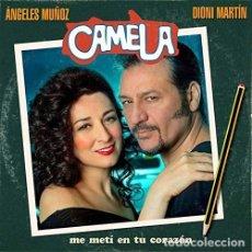 CDs de Música: CAMELA ME METÍ EN TU CORAZÓN ((CD) NUEVO Y PRECINTADO ENVIÓ CERTIFICADO A ESPAÑA 2 EUROS. Lote 255338310