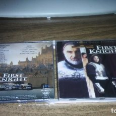 CDs de Música: JERRY GOLDSMITH - FIRST KNIGHT (BSO). Lote 255352780