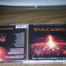 CDs de Música: ALAN SILVESTRI - VOLCANO (BSO). Lote 255352910