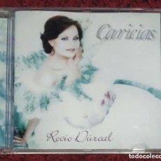 CDs de Música: ROCIO DURCAL (CARICIAS) CD 2000. Lote 255358320