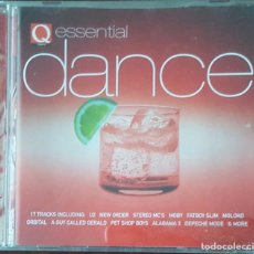 CDs de Música: CD / VARIOS ARTISTAS - Q ESSENTIAL DANCE, 2001. Lote 255360450