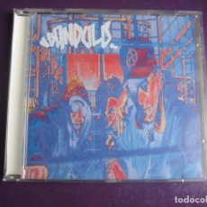 CDs de Música: BANDULU – GUIDANCE - CD CREATION INFONET 1993 - ELECTRONICA - TRIBAL - TECHNO DUB - HOUSE. Lote 255374050