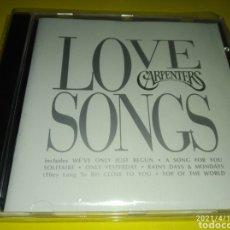 CDs de Música: THE CARPENTERS (CD PRECINTADO NUEVO ) LOVE SONGS 1997. Lote 255383765