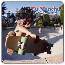 CDs de Música: FU MANCHU - THE ACTION IS GO - CD STONER ROCK. Lote 255433420