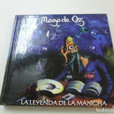 CDs de Música: MAGO DE OZ - LA LEYENDA DE LA MANCHA - 2 CDS - C 3. Lote 255438280