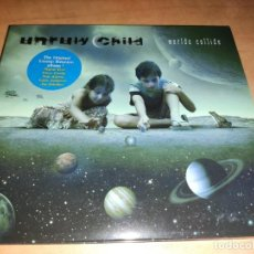CDs de Música: UNRULY CHILD CD WORLDS...FRONTIERS REC. 2010 AOR-ECLIPSE-MAD MAX-MARCIE FREE (COMPRA MINIMA 15 EUR). Lote 255443005