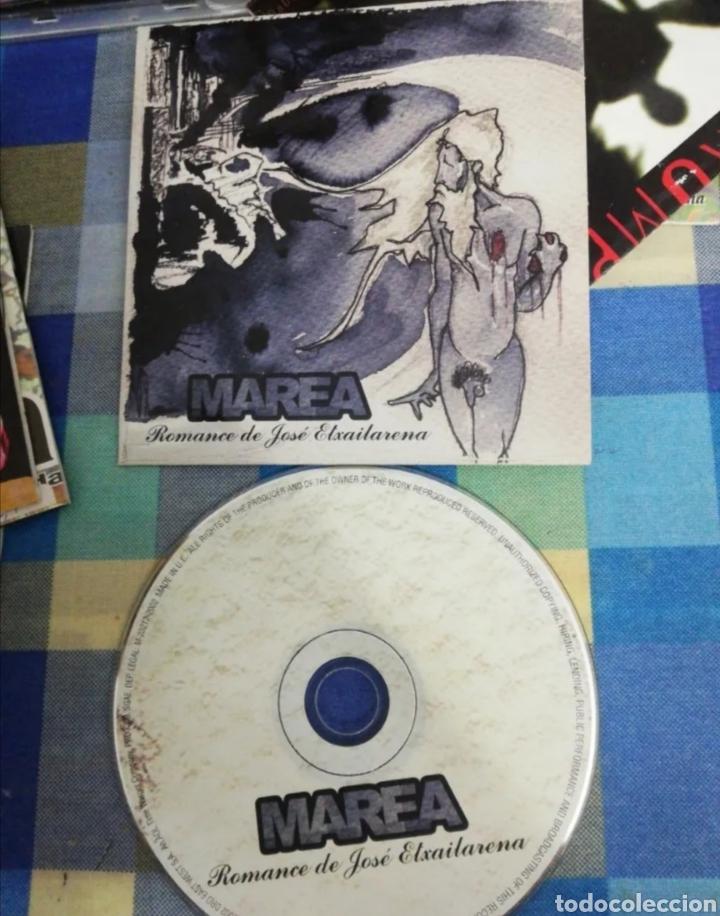 CD SINGLE MAREA (Música - CD's Rock)