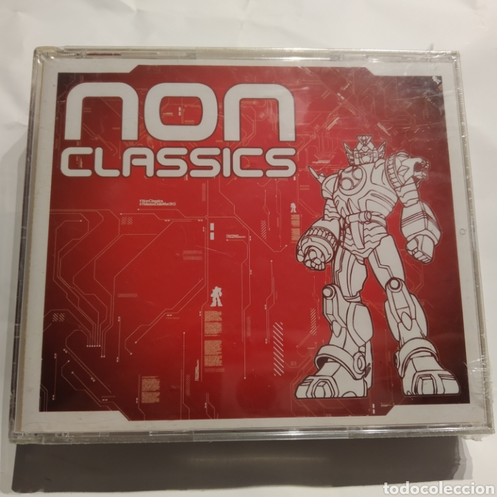 PRECINTADO - NON CLASSICS, NIGHT'S ORIGINAL NOISE (2005) DJ GORDY, CARLOS REVUELTA (Música - CD's Techno)