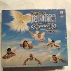 CDs de Música: PRECINTADO - FIESTA DE LAS PALOMAS RADICAL (2004) DJ NAPO, DJ MARTA, DJ JUANDY, OSCAR AKAGY 2CD +DVD. Lote 255453845