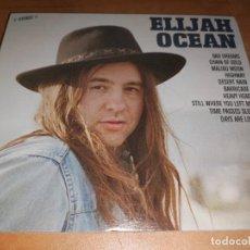 CDs de Música: ELIJAH OCEAN CD US NEW WHEEL RECORDS 2017 / COUNTRY ROCK (COMPRA MINIMA 15 EUR). Lote 255456395