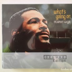 CDs de Música: MARVIN GAYE: WHAT'S GOIN ON (DELUXE EDITION 2 CDS). Lote 255494275