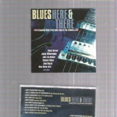 CDs de Música: BLUES HERE THERE. Lote 255500060