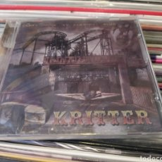 CDs de Música: KRITTER ‎– FREAK SHOW AT CARNIVAL TIME. CD PRECINTADO. Lote 255506795