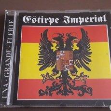 CDs de Música: CD ESTIRPE IMPERIAL - UNA GRANDE FUERTE RAC OI!. Lote 255516640