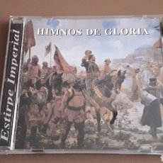 CDs de Música: CD ESTIRPE IMPERIAL - HIMNOS DE GLORIA RAC OI!. Lote 255516925
