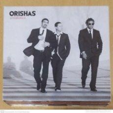 CDs de Música: ORISHAS (ANTIDIOTICO) 2 CD'S + DVD 2007. Lote 255517600