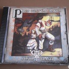 CDs de Música: CD POSOL VLASTI - PRED OHNIVÝM DRAKOM RAC OI!. Lote 255521075