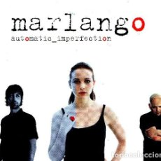 CDs de Música: MARLANGO. AUTOMATIC IMPERFECTION. CD.. Lote 255531940