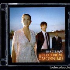 CDs de Música: MARLANGO. THE ELECTRICAL MORNING. CD.. Lote 255532050