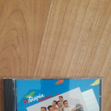 CDs de Música: TERAPIA NACIONAL. POR VERTE FELIZ. TARJETA PRODUCTORA Y CUPÓN CONCURSO. Lote 255532230