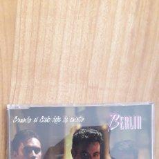 CDs de Música: BERLIN. CUANDO EL CIELO DEJE DE EXISTIR. Lote 255533160