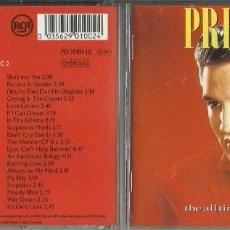 CDs de Música: ELVIS PRESLEY THE KING. Lote 255566085
