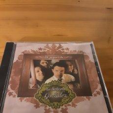 CDs de Música: LA SEÑORA DE GONZÁLEZ- DE PEQUEÑITO. Lote 255568110